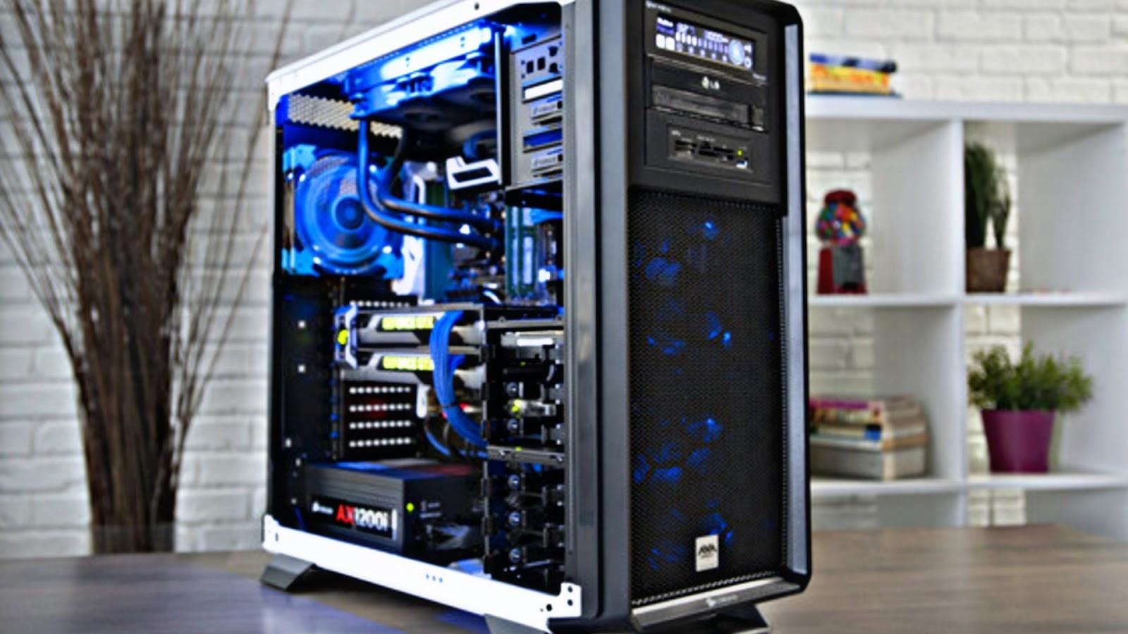 ini dia! Rakit PC Gaming Cuma Bermodalkan 3 Jutaan Rupiah Bisa Main Game GTA V 60Fps