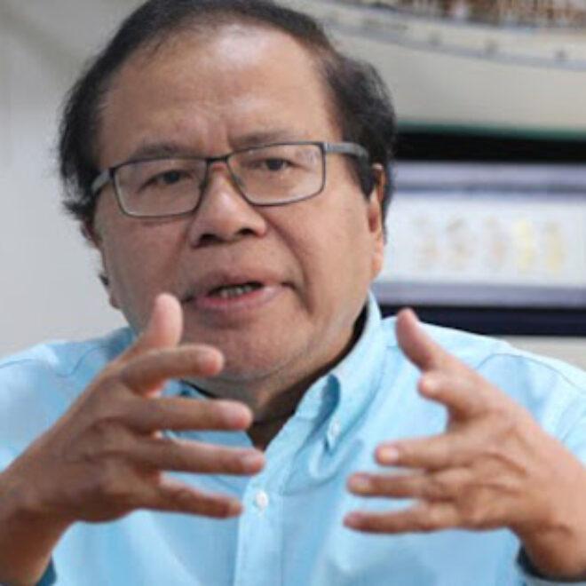 Bintang Emon Diserang, Dr Rizal Ramli: Influencer Norak Dan BuzzerRp Banyak Belajar Dari Menteri Propaganda Hitler