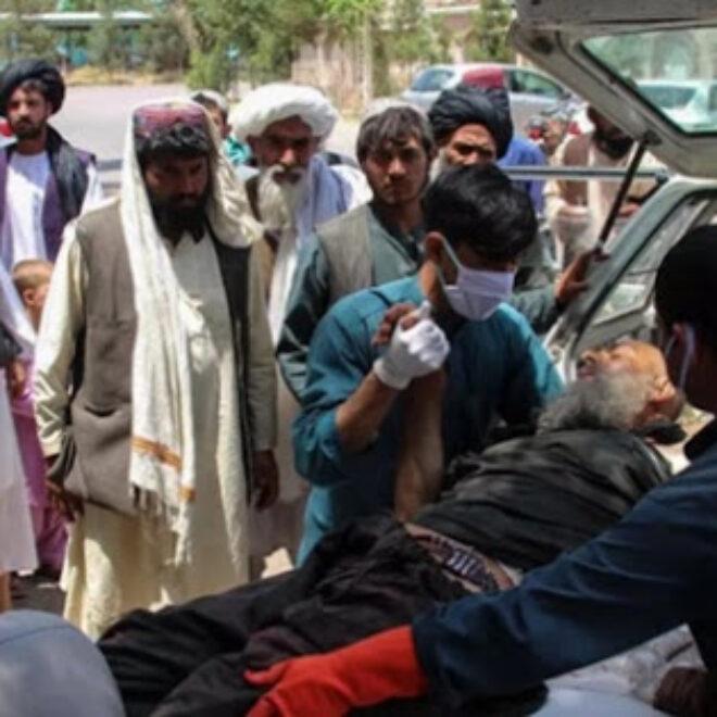 Dihantam Roket Nyasar, 23 Warga Sipil Di Pasar Ternak Tewas Dan Puluhan Luka-luka