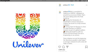 Heboh Unilever Blak-Blak'an Mendukung L68T, Bergema Seruan Boikot