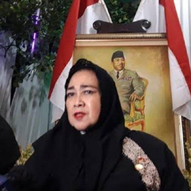 """Rachmawati Soekarnoputri Khawatir Prediksi Prabowo """"Indonesia Bubar"""" Bakal Kejadian"""