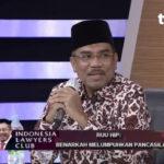 woOW Jadi Sorotan Netizen, Penampilan Baru Ali Mochtar Ngabalin Tanpa Sorban