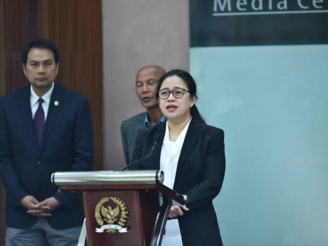Dirubah jadi RUU BPIP, Ketua DPR RI Puan Minta Polemik RUU HIP Diakhiri