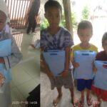 Forhati Sumsel Cs Peduli Pembagian ATS Untuk Yatim dan Dhuafa