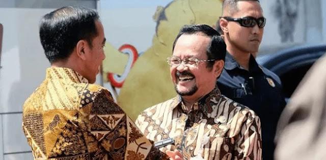 Setelah Bertemu Jokowi, Wakil Walikota Solo Achmad Purnomo Kini Positif Virus Corona
