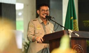 Bikin Ngakak !, Sudah Tidak Ikut Urus Ketahanan Pangan, Kementan Malah Produksi Kalung Corona