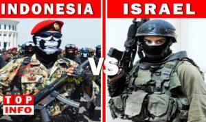 Ini Dia! Fakta Tentara Nasional Indonesia(TNI) Jauh Lebih Kokoh daripada Armada Militer Israel