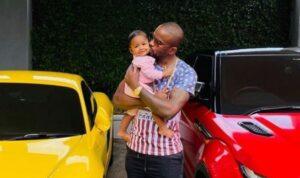 Ya...Cacam, Mewahnya Rumah dan Mobil Super Car Greg Nwokolo