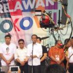 """Jokowi Hendak Uji Klinis Vaksin Corona dari China kepada 1.620 Sukarelawan. """"Emangnya Mau?"""