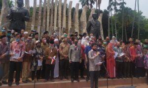 Ketum Ngaku Hadiri Deklarasi KAMI, Senior GMKI: Jika Bohong Dijerat UU ITE