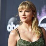 Dituding Mencuri Desain, Taylor Swift Kesimpulannya Ganti logo Folklore