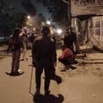 Membawa Golok, Geng Motor Serbu FPI dikala Pasang Spanduk Habib Rizieq Shihab