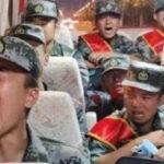 VIDEO! Dikirim Perang Lawan India, Puluhan Tentara China Menangis Ketakutan. HAHAHA....