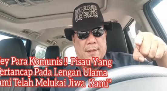 Ustad Yahya Waloni Meledak- ledak: Aku Siap Mengetuai Para Ustad Perang Melawan Komunis!