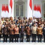 Relawan Jokowi Ungkap Nama Menteri yang Kerjanya Hanya Berpolitik dan Berbisnis