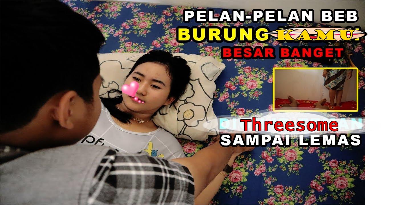 Suami Jual Istri di Surabaya Terciduk Saat Thre3some