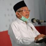 Wapres Ma'ruf Amin Sebut Tidak Masalah Apabila Vaksin Corona dari China Tak Halal
