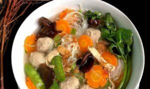Resep Masak Sup Kimlo Bakso Lezatnya Top Markotop!