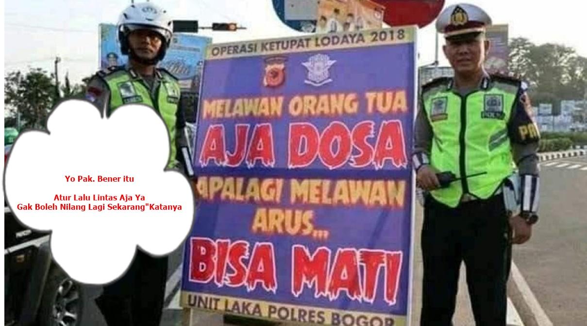 CATAT!! Komjen Pol Listyo Akan Hapus Tilang di Jalanan