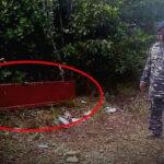 Heboh! Ada Peti Mayat Muncul di Jalan, Prajurit TNI Cek Dalamnya