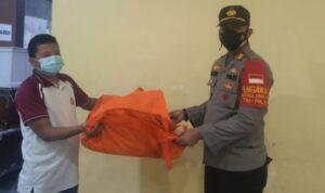 Nelayan Muara Gombong Temukan Potongan Kaki, Korban Sriwijaya Air SJ182?