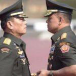 Kritik Jenderal TNI (Purn) Gatot ke Moeldoko Disampaikan Lewat Nyanyian