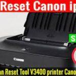 Cara Mudah Reset Printer Canon Ip 2770 anda Error Code 5200 ?