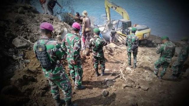 TNI Beware, Great Danger Has Arisen from the Pacific Ocean