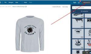 2 Trik Mudah Desain Kaos Online Dengan Cepat Tanpa Aplikasi
