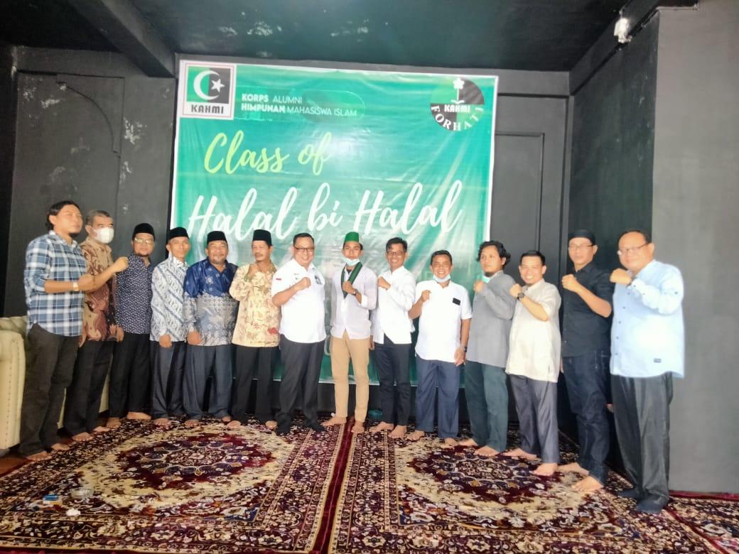 MD KAHMI Ogan Ilir Gelar  Do'a Bersama Untuk Rakyat Palestina