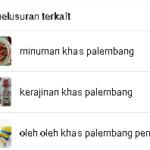 Daftar Oleh-Oleh Khas Palembang Paling Terkenal dan Populer