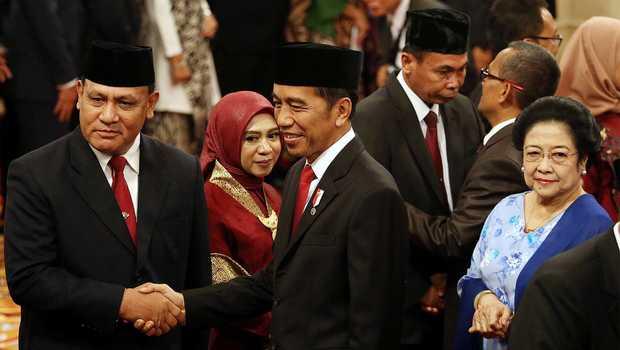 Surati Jokowi, 73 Guru Besar Endus Firli Bahuri Tengah Menutupi Kasus Megakorupsi