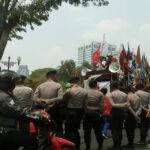 3.385 Personel Gabungan Diturunkan Jaga Aksi Jokowi End Game