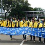 Jokowi Disebut Semakin Terlihat Otoriter, BEM SI: Saatnya Galang Perlawanan Rakyat!