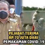 Bupati Jember dan 3 Pejabatnya Kembalikan Honor Pemakaman Jenazah Covid-19 Rp 282 Juta ke Kas Daerah