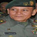 Alasan Letjen AY Nasution Minta Patung Soeharto-AH Nasution di Kostrad Dibongkar