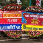 Perang Karangan Bunga di DPRD DKI, Sahabat Juliari dan Harun Masiku Dukung PSI-PDIP Interpelasi Anies