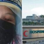 Pilu!! Wanita Ini Dibiarkan Melahirkan Sendirian karena Positif Covid-19, Perawat Tertawa