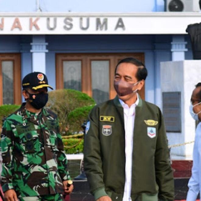 Hari ini Akan Didemo Mahasiswa, Presiden Jokowi Terbang ke Kalimantan