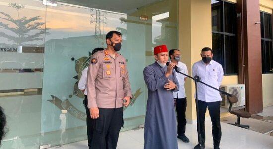 Video Dibegal-Adu Silat Rekayasa Bikin Heboh, Ustadz di Lampung Minta Maaf