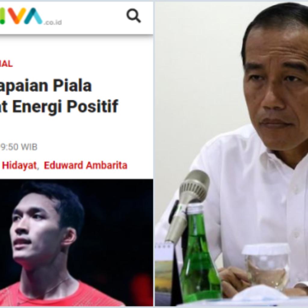 Sindir Pernyataan Sekjen PDIP, Gus Umar: Kalau Jokowi 3 Periode, Indonesia Juara Dunia Sepakbola